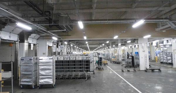 工場・倉庫の特殊清掃