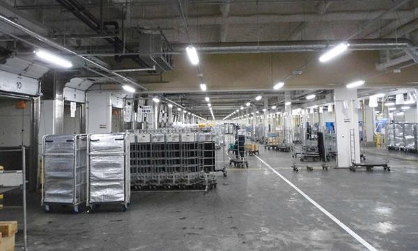 工場、倉庫の特殊洗浄