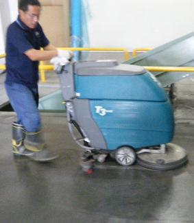 工場・倉庫の清掃